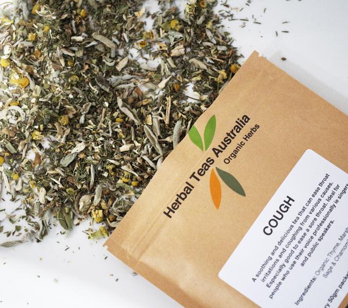 Cough Herbal Tea Herbal Teas Australia