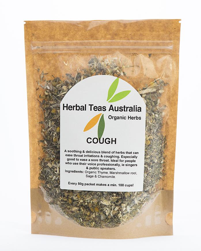 Herbal Teas Australia Feel Real Good Cough Herbal Tea